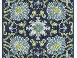Peoples Blue area Rug Kaleen Sunice Sun 02 area Rugs