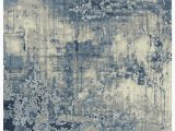 Peoples Blue area Rug Rizzy Artistry Ary109 Blue Ivory Gray area Rug