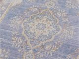 Periwinkle Blue area Rug Periwinkle Lavender Blue Shabby Chic Rug Woodwaves