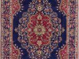 Persian Rug Navy Blue Navy Blue 6 6 X 10 Tabriz Persian Rug