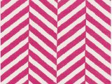 Piper Faux Fur area Rug Loloi Piper area Rug 5 Feet by 7 Feet Bubble Gum Pink
