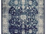 Piper Faux Fur area Rug Studio Collection Vintage Mahal Allover Design Traditional