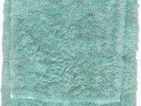 Plush Bath Mats Rugs Amazon Victoria Classics 2 Pc Blue Bath Mat Rug Set