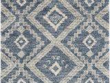 Plush Blue area Rug Nourison Oslo Shag Osl02 Denim Blue area Rug