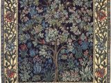 Project 62 Ballantine area Rug William Morris Wallpaper William Morris Wallpaper Wall