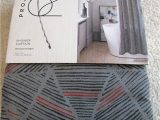 Project 62 Bath Rug Amazon Project 62 Shower Curtain Pigeon Gray Home