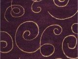 Purple and Brown area Rugs Jaipur Rugs Baroque Vermeer Tulip Purple Bq 05
