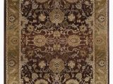 Purple and Gold area Rugs oriental area Rug In Purple and Gold 7 Ft 6 In L X 2 Ft 3 In W