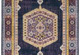 Purple and Gold area Rugs oriental Weavers Xanadu 001b6 Purple Gold area Rug