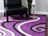 Purple and Silver area Rugs 2027 Purple