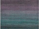 Purple and Turquoise area Rug ashbury Purple Turquoise Grey and Black area Rug – 8 X 10
