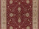 Red and Brown area Rugs Walmart Red Oushak Traditional Carpet 10×14 oriental Hand Knotted Chobi area Rug Walmart
