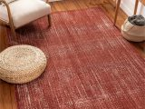 Red and Brown area Rugs Walmart Well Woven Ennie Red Vintage oriental Pattern area Rug