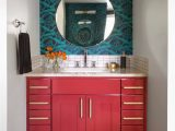 Red and Gold Bathroom Rugs 51 Red Bathrooms Design Ideas with Tips to Decorate and