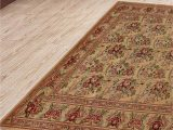 Red and Gold Bathroom Rugs 8 X 10 Gold Red Pak Persian Rug