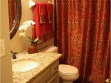 Red and Gold Bathroom Rugs Red and Gold Shower Curtain808 X 1212