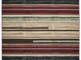 """Red Black and Beige area Rugs Rizzy Home Xcite 5 2"""" X 7 3"""" area Rug Beige Red Black Sage Green Brown"""