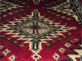 Red Black and Cream area Rug Bokhara Wool 3 X 1 Red Cream Black Persian area Rug