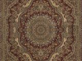 Red Black and Gold area Rugs oriental Weavers Masterpiece 8022r Red Gold area Rug
