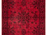 Red Grey and Black area Rugs Jaipur Living Polaris Fayer Pol22 Red Black area Rug