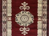Red White and Blue Americana area Rugs Amazon Traditional area Rug Red Persian Americana