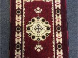Red White and Blue Americana area Rugs Americana Traditional Door Mat Persian area Rug Red Design 121 2 Feet X3 Feet