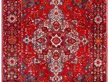 Red White Blue Rug Safavieh Vintage Hamadan Vth 222 area Rugs