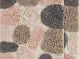 "Rose Colored Bath Rugs Chesapeake Rug 20""x32"" & 20""x32"" Rose Cloud"