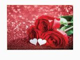 Rose Colored Bathroom Rugs Valentines Day Bath Rug by Bright Colored Rose Heart