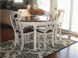 Round area Rug for Under Kitchen Table Rug Under Round Dining Table
