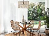 Round area Rug for Under Kitchen Table Rugs Under Dining Tables Expert Tips & Ideas Tlc Interiors