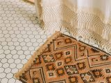 Round Bath Rugs Ikea How to Shop for Vintage Rugs A Beautiful Mess