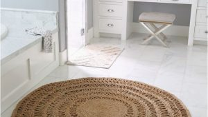 Round Bathroom Rugs for Sale the Round Jute Rug that Looks Good Everywhere the