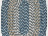Round Blue Braided Rug Constitution Rugs Plymouth Braided Rug In Colonial Royal Blue 6 Round
