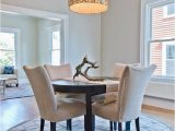 Round Dining Table area Rug Rug Under Round Dining Table by Angela Adams