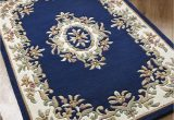 Royal Blue oriental Rug Royal Rug by oriental Weavers Colour Blue