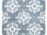 Rubber Backed Outdoor area Rugs Dynamic Rugs Patio 8391 500 Navy area Rug
