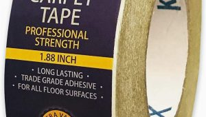 Rug Adhesive for area Rugs Double Sided Carpet Tape 90ft 30yrd Roll Double Sided Tape Heavy Duty for Rugs Mats Pads & Runners Rug Tape for Hardwood Floors Tile Laminate 2