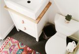 Rug for Half Bath Trend Alert Persian Rugs In the Bathroom Small Space