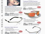 Rugged Blue Reader Safety Glasses Eye Protection by International Safety Systems Inc