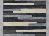 Rugs Brown and Blue Balke Gray Brown Blue area Rug