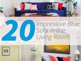 Rugs that Go with Blue Couch 20 Impressive Blue sofa In the Living Room