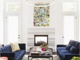 Rugs that Go with Blue Couch 21 Different Style to Decorate Home with Blue Velvet sofa
