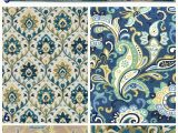 Rugs with Blue and Green Remodelaholic