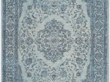 Rugs with Blue In them Safavieh Classic Vintage Clv121c Blue area Rug