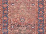 Rust and Blue area Rugs Lf 07 Mh Rust Blue