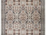 """Rust and Gray area Rug Colette Tribal Rust Gray area Rug 5 3""""x7 7"""""""