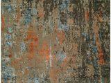 Rust and Gray area Rug Hri Rosewood Ro 1429 Grey Rust area Rug