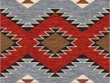 Rustic area Rugs for Sale American Dakota Rugs southwestern Rugs Log Cabin Rugs