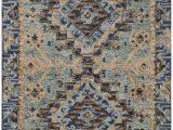 Rustic area Rugs for Sale Safavieh aspen Apn504a Blue Beige area Rug